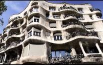 Casa Milà - בית מילה,גאודי, אסף רגב, assaf regev